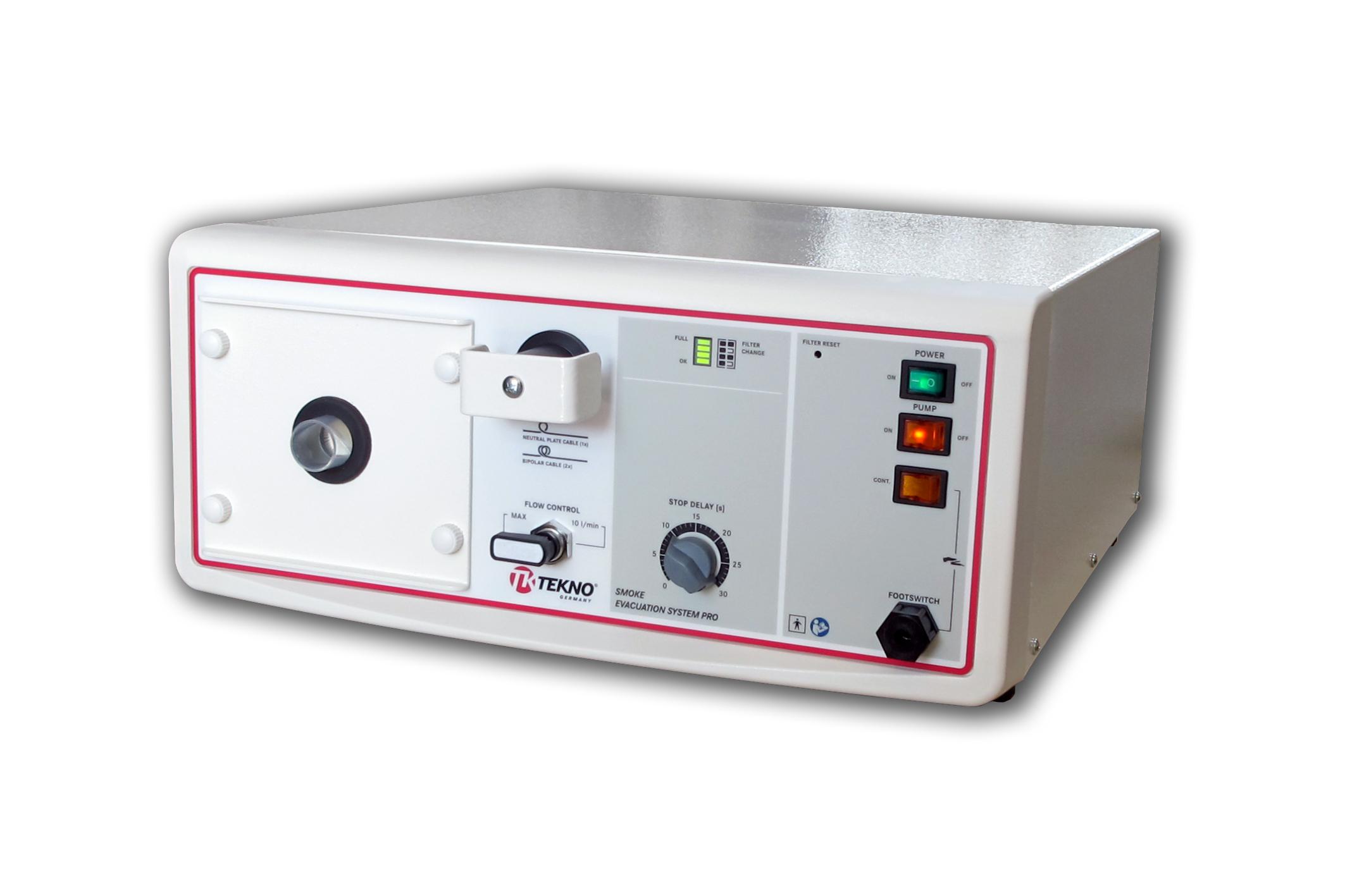 Evacuador de humo quirúrgico TEKNO-MEDICAL TK90300-19