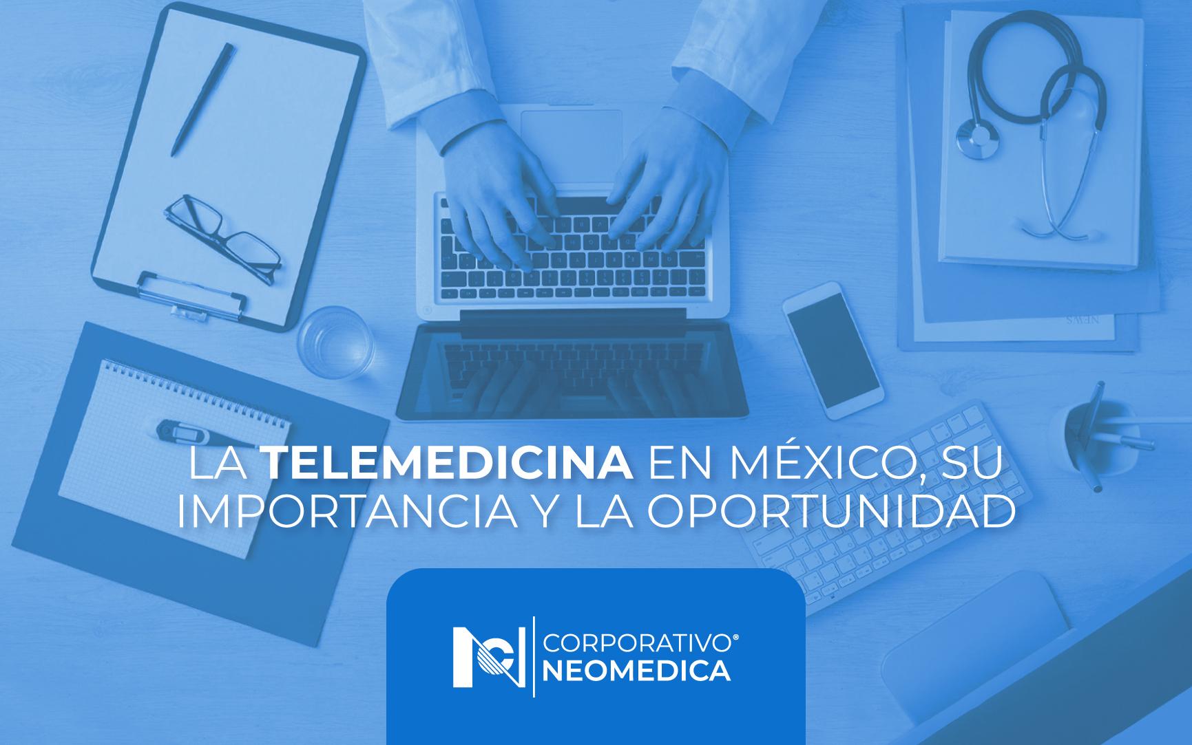 telemedicina en México