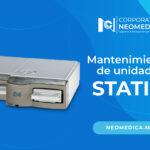 mantenimiento de STATIM
